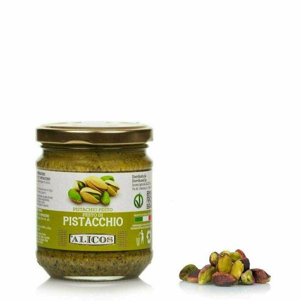 Pesto de pistache 180g