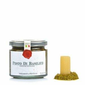Pesto au basilic 190g