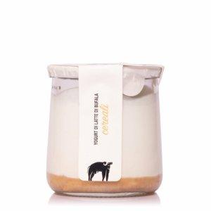 Yaourt de bufflonne aux céréales 150g