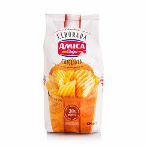 Chips Eldorada grigliata 130g
