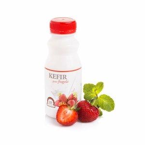 Kéfir de lait Fraise 250g