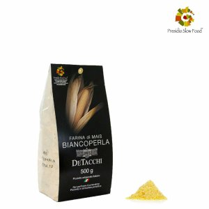 Semoule de maïs blanche 500g
