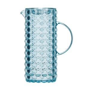 Caraffe Tiffany Transparente Bleu