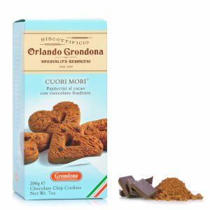 Biscuits Cuori Mori 200g