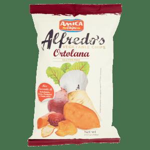 Chips Alfredo aux légumes 100g