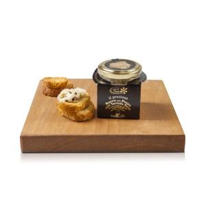 Beurre aromatisé à la truffe 80g