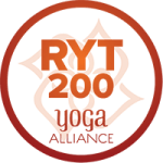 Registered Yoga Teacher 200h with Yoga Alliance