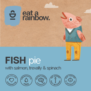 Fish Pie – Frozen