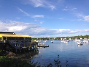Thurston's Lobster Pound and Bass Harbor, Maine