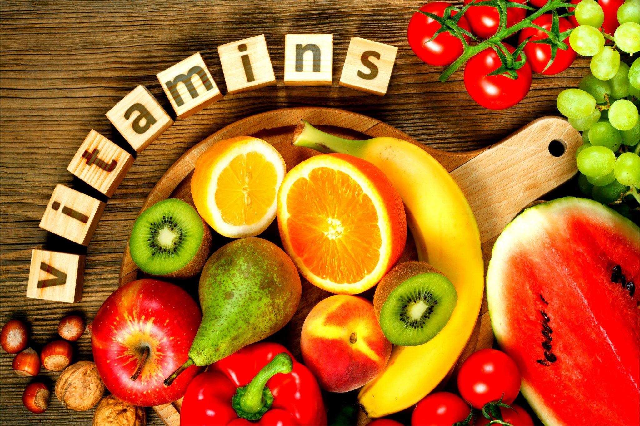 ビタミン類