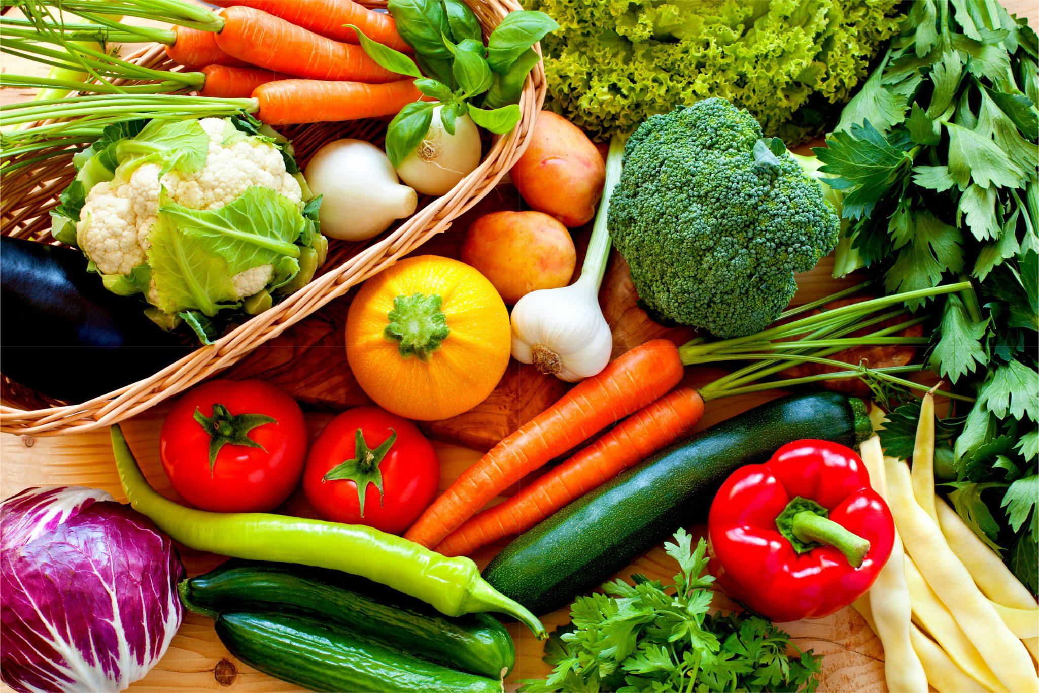 色んな野菜