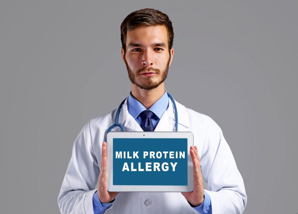 乳アレルギー