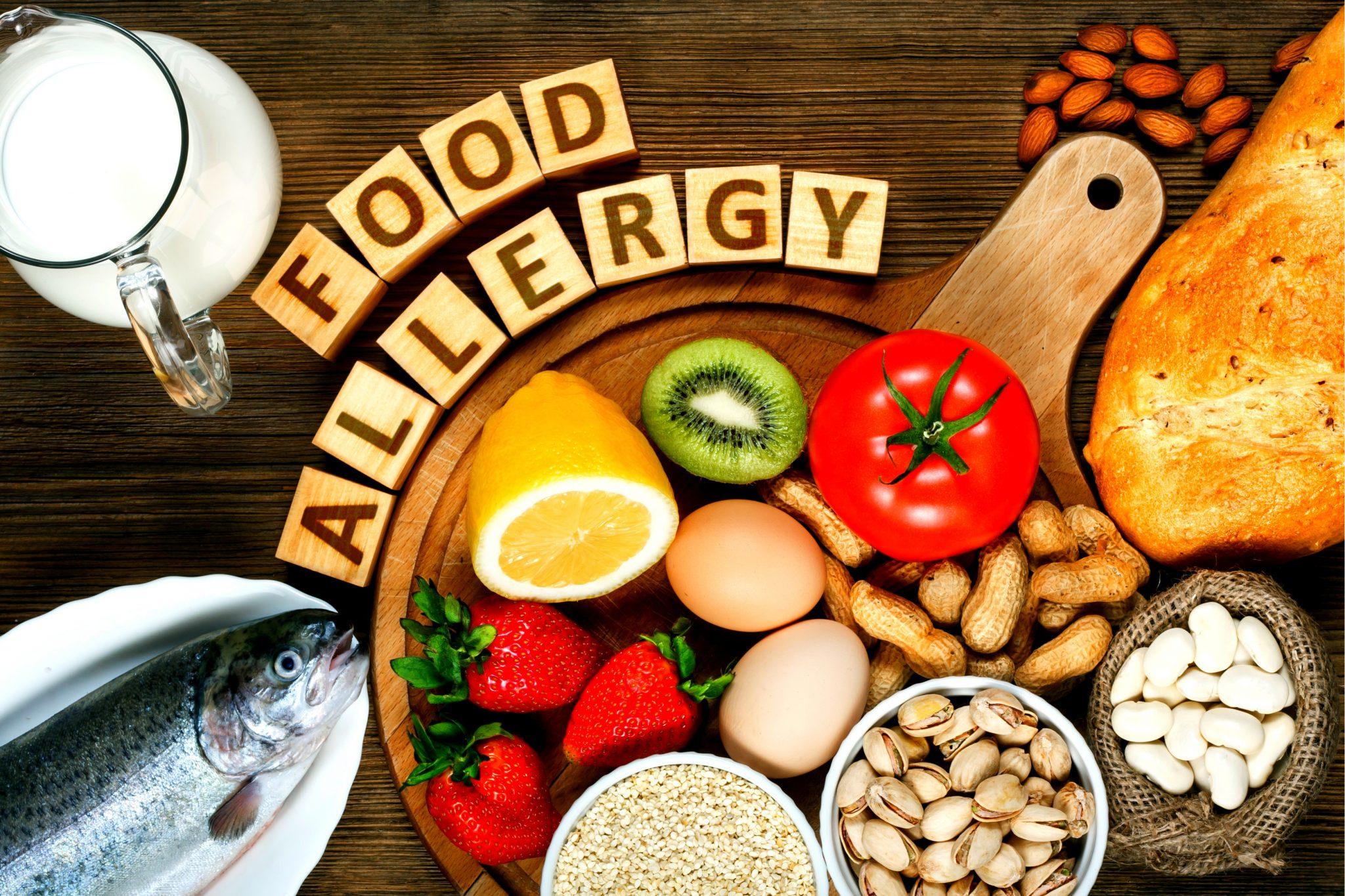 食物アレルギー