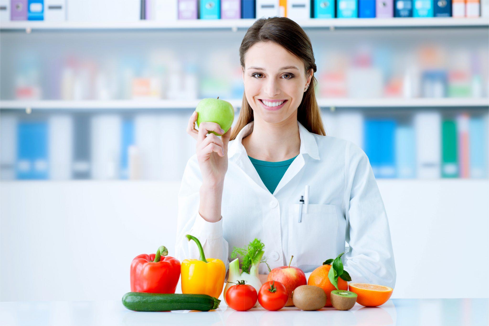 栄養士からの指導