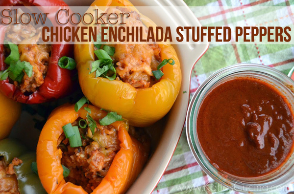 Chicken-Enchilada-Stuffed-Peppers