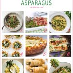 March Cravings - Asparagus - A roundup of asparagus recipes so you can take full advantage of asparagust season.