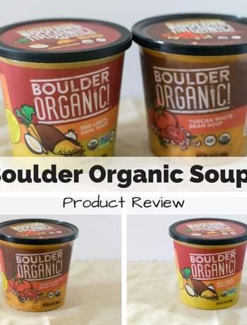 Boulder Organic Soup Review