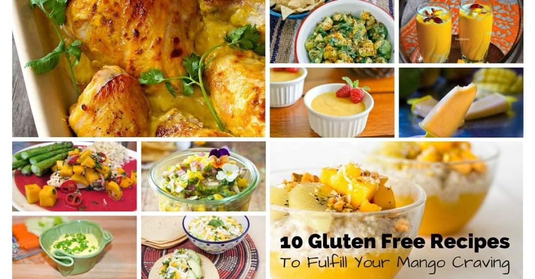 Gluten Free Mango Recipes