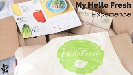 Hello Fresh Gluten Free