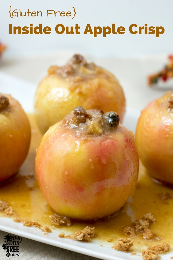 Gluten Free Apple Crisp   https://eatatourtable.com