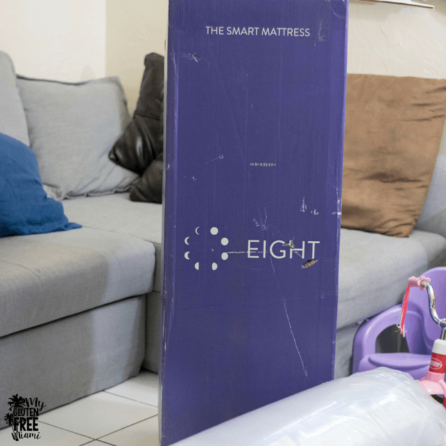 Eight Sleep Mattress Box