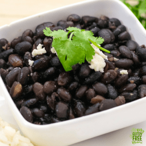 Easy Instant Pot Black Beans