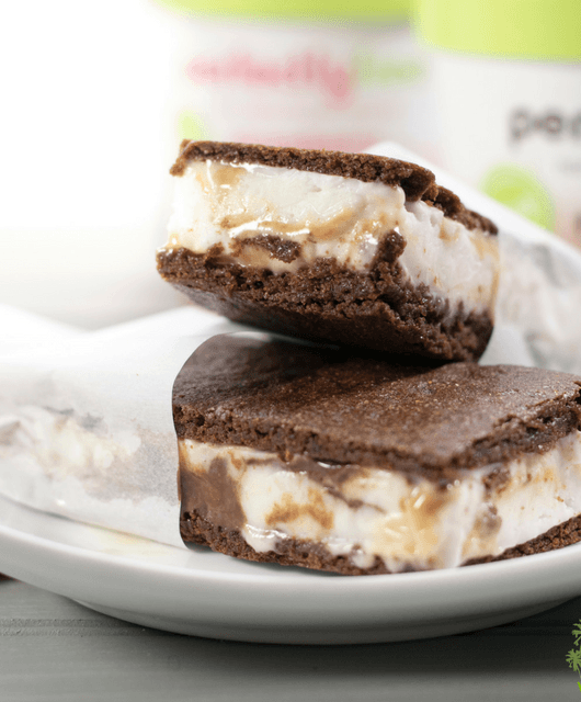 gluten free ice cream sandwich