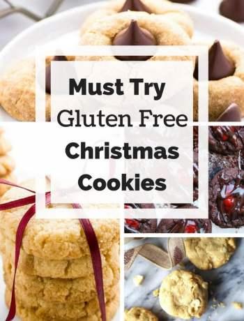 Gluten Free Christmas Cookies