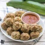 Gluten Free Turkey Zucchini Meatballs recipe
