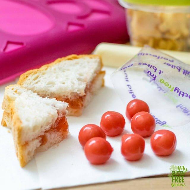 perfectlyfree lunch box up close