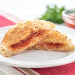 gluten free pizza pocket sandwich