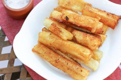 Paleo & AIP Cassava Fries