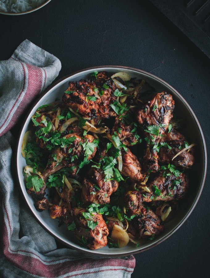 Easy Keto Tandoori Chicken