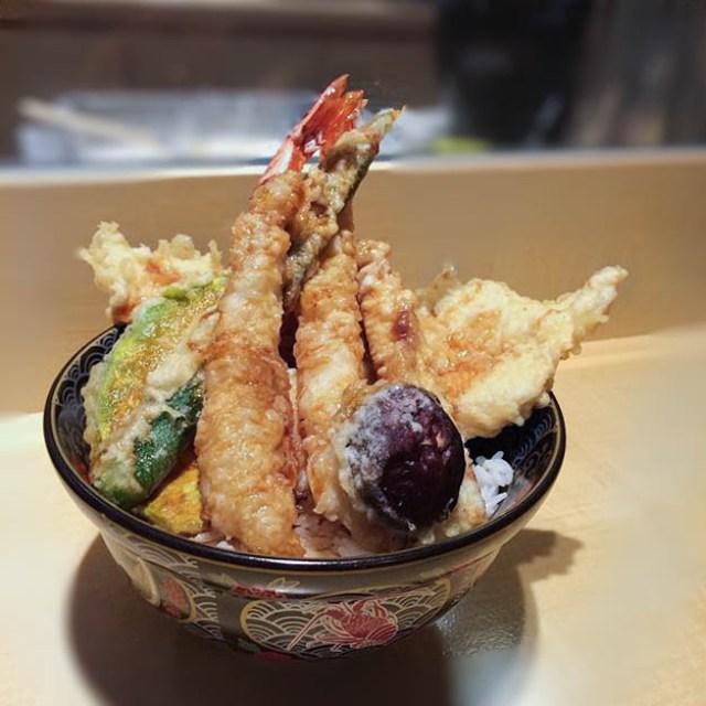 Ginza Tendon Itsuki Special Tendon