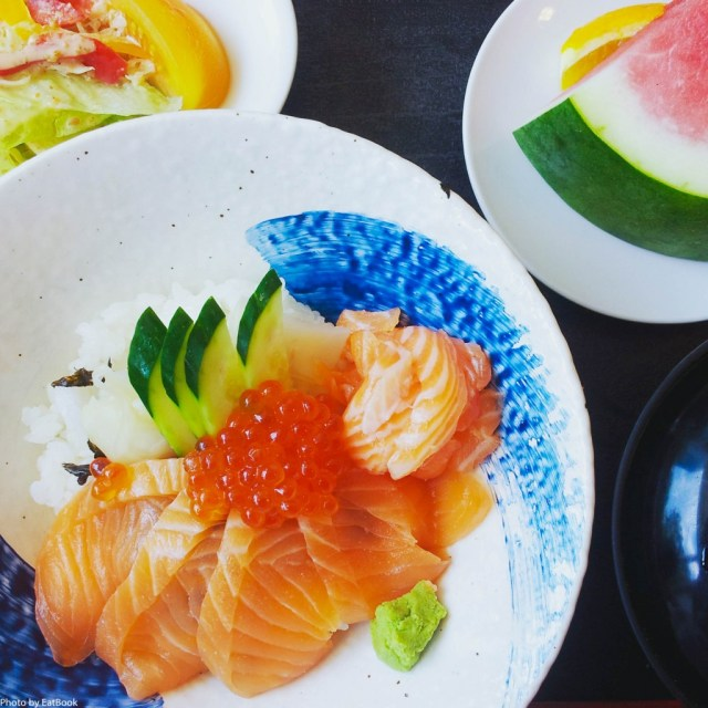 Tomi Sushi Salmon Don