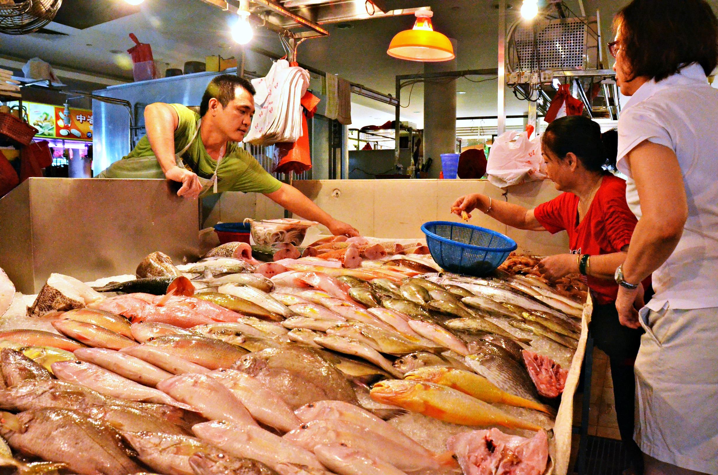 Clementi Fish Shop 24 Hours