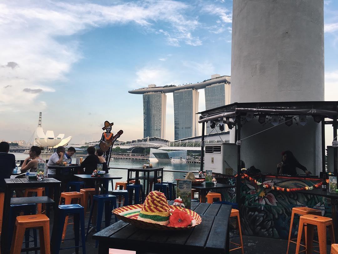 10 Rooftop Bars - Kinki Rooftop Bar