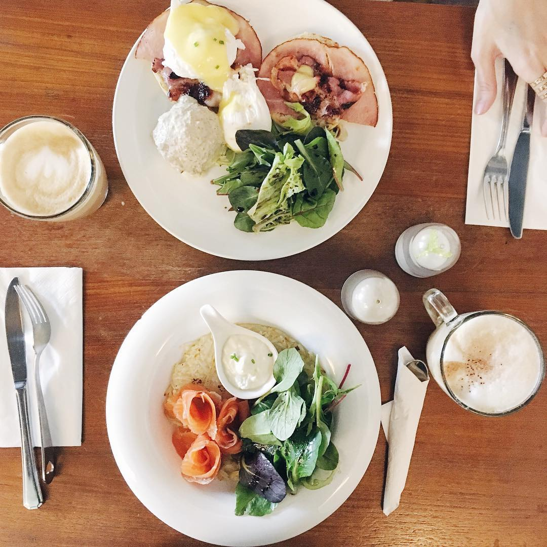 popular brunch cafes - hatched