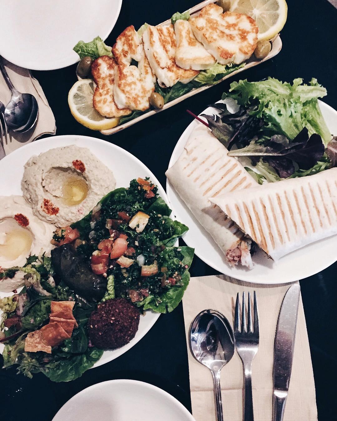 Telok Ayer food - urban bites