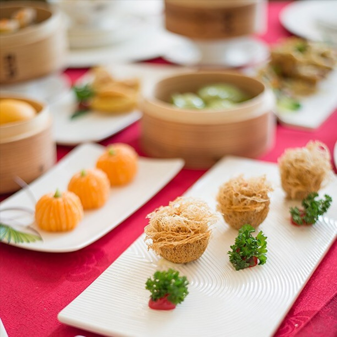 dim sum buffets - dragon bowl