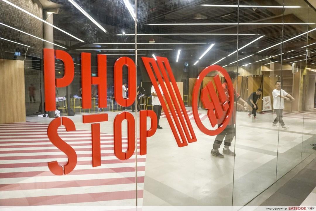 pho stop - dance studio