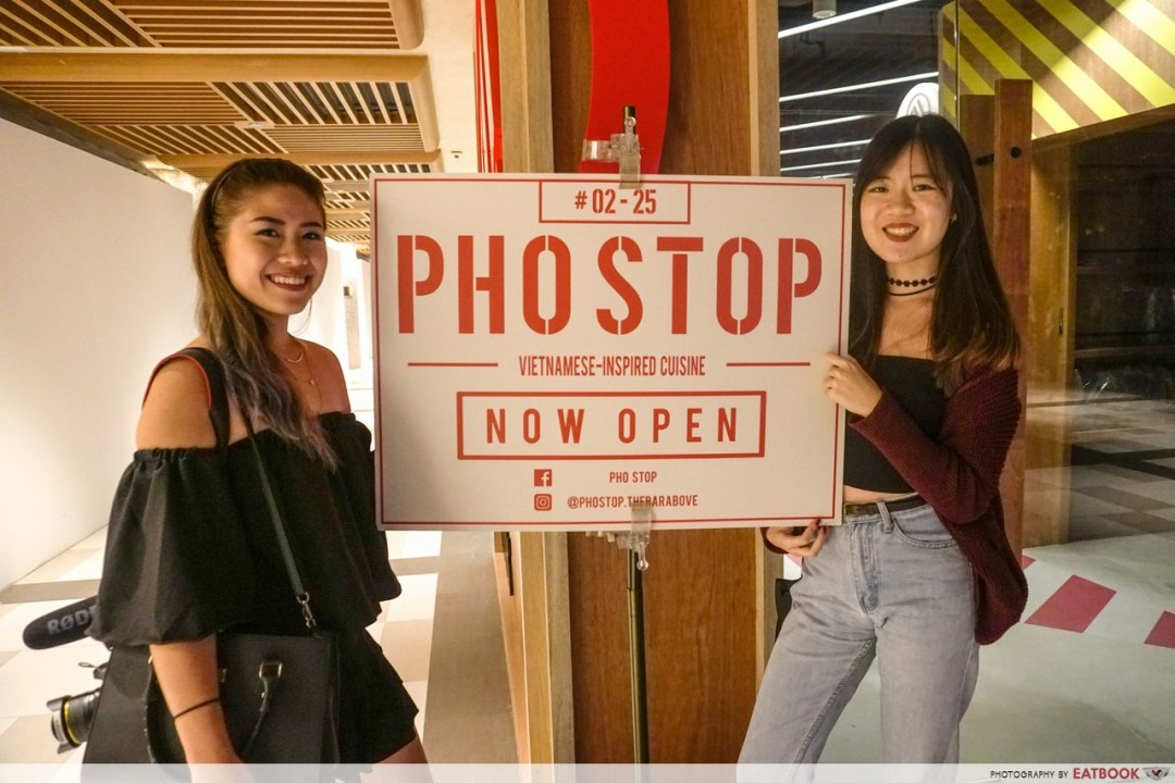pho stop - storefront