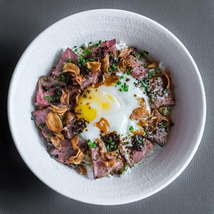 affordable beef donburi - grilllo