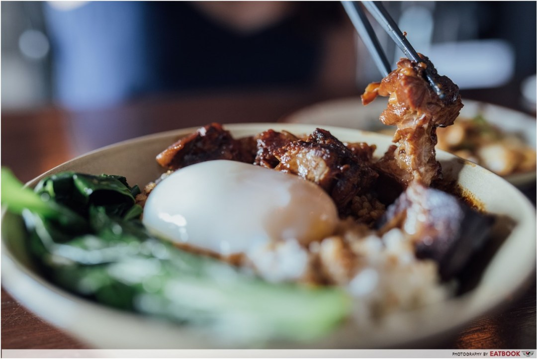 Five Ten - braised pork rice
