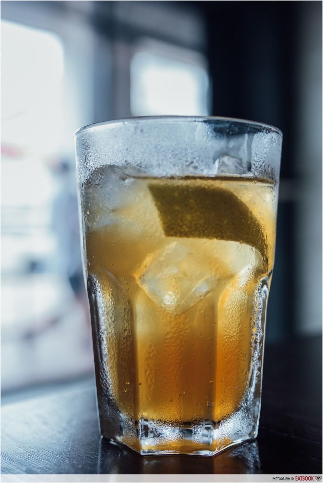 Five Ten - cold brew lemonade