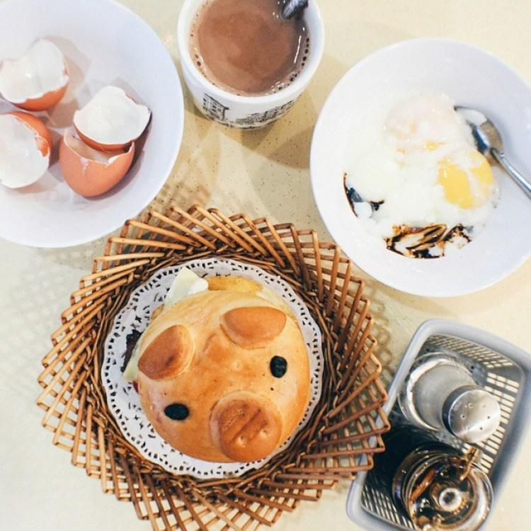 hougang food - seng huat coffee shop