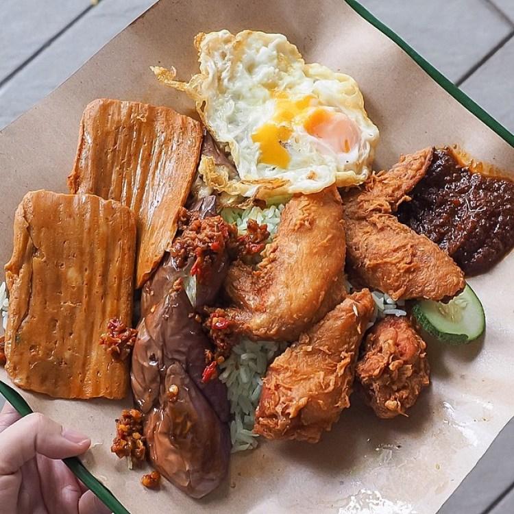 whampoa market - nasi lemak