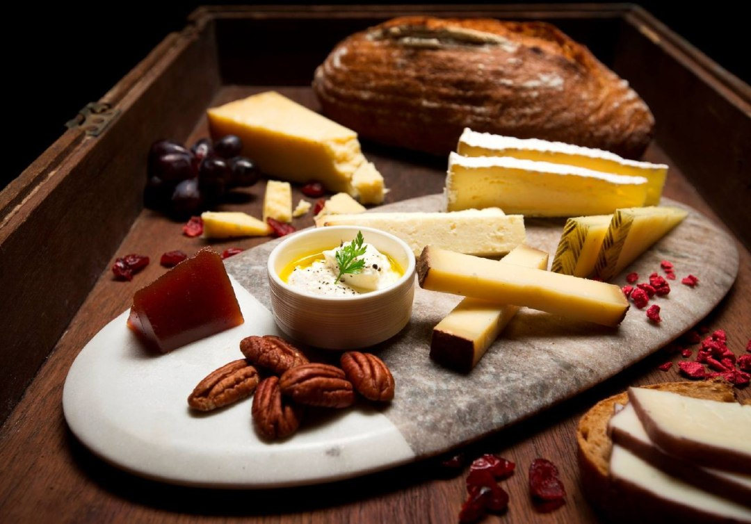 Cheese buffets - ash and elm