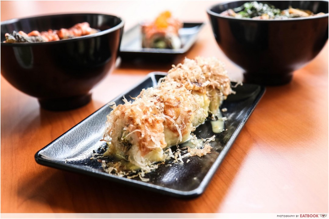 Donya Japanese Cuisine - donya maki