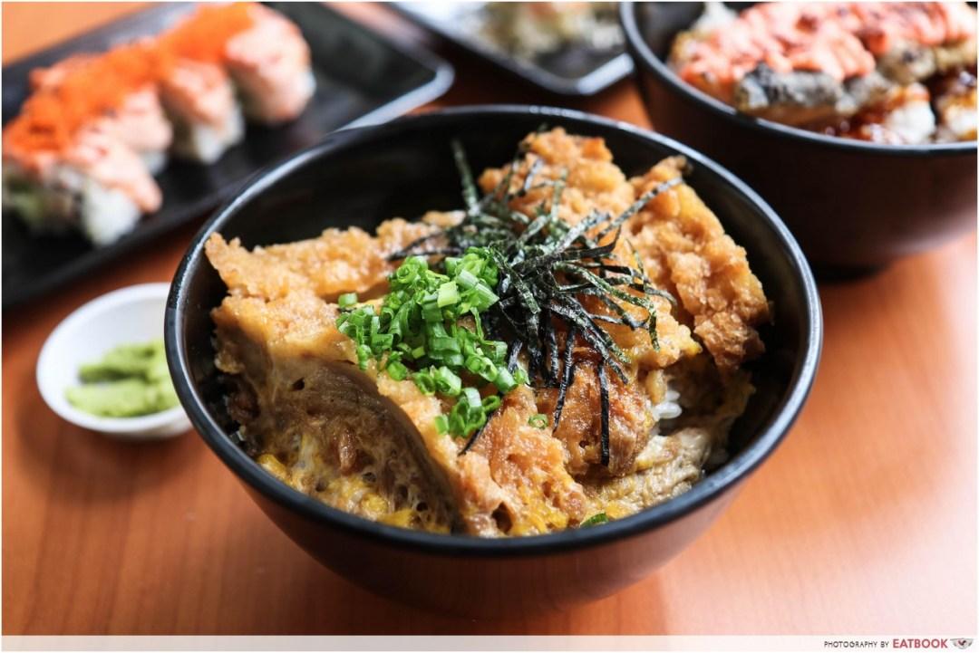 Donya Japanese Cuisine - katsu